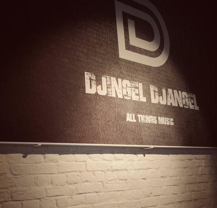 Djingel Djangel Acoustic Panel logo